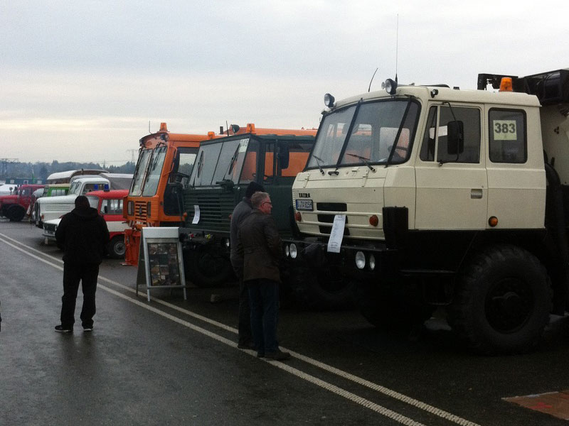 Ostblock Fahrzeugtreffen Pütnitz 2021